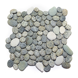 Natural Birds Egg Pebble Tile