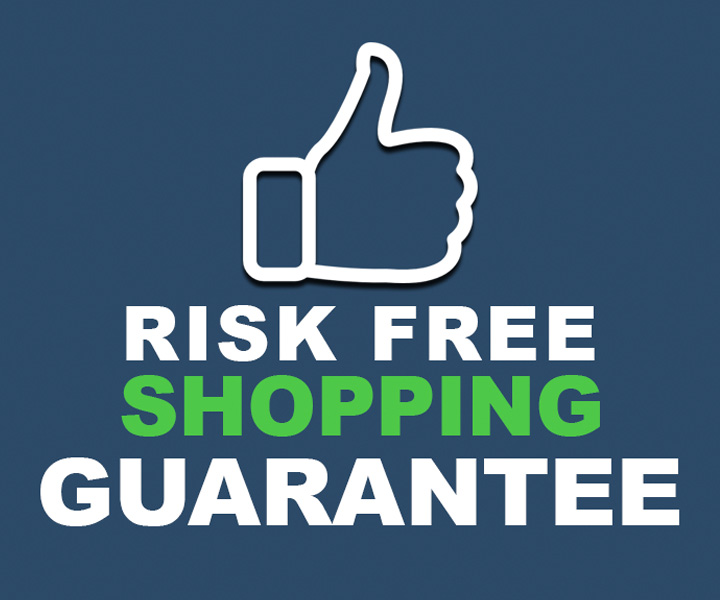 Risk free shopping